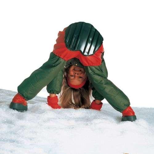 Sledding Snow Shorts