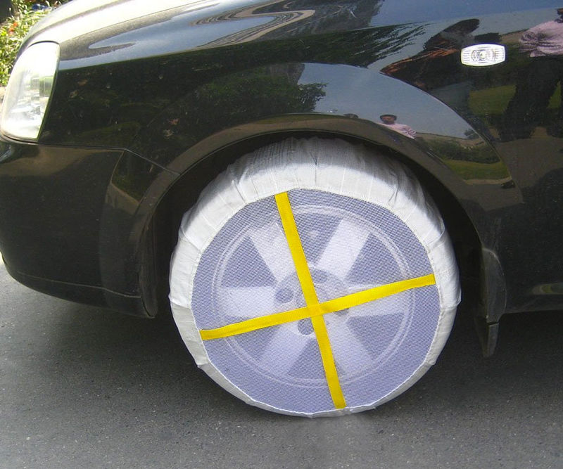 Car Tire Snow Socks