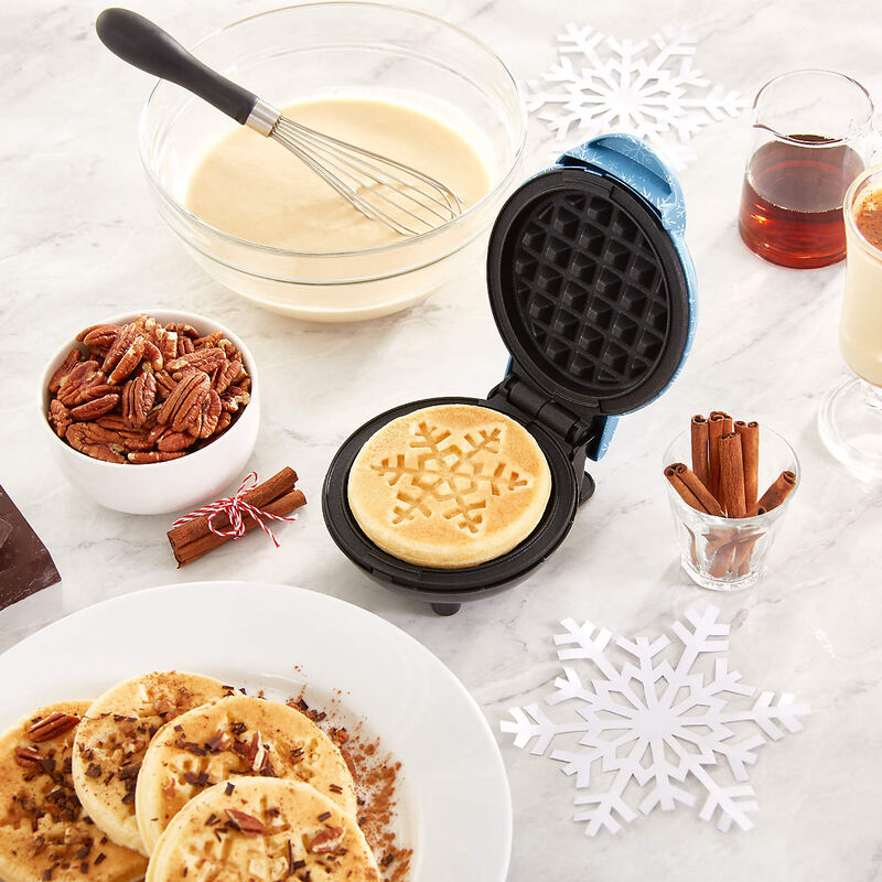 Holiday-Themed Waffle Makers