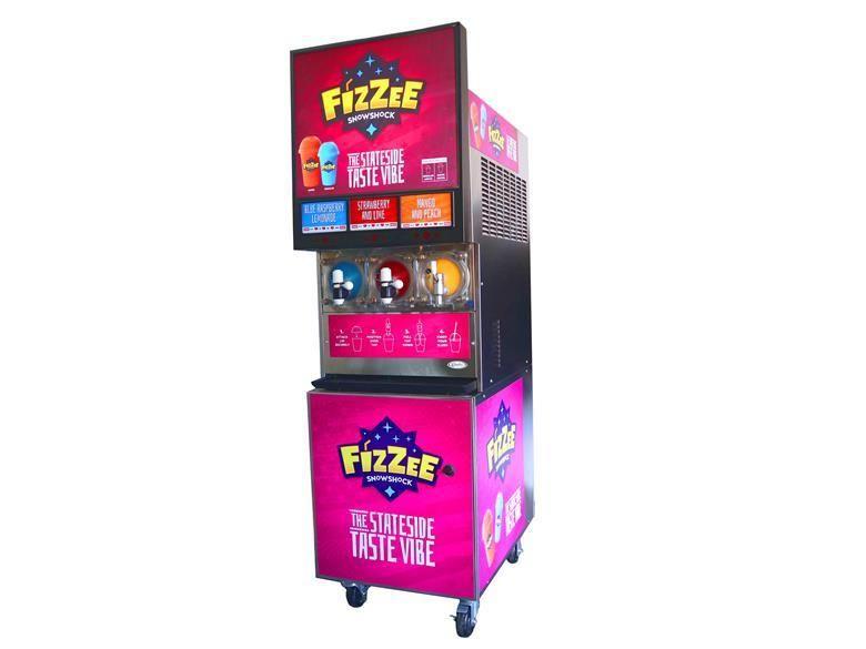Effervescent Frozen Drink Machines