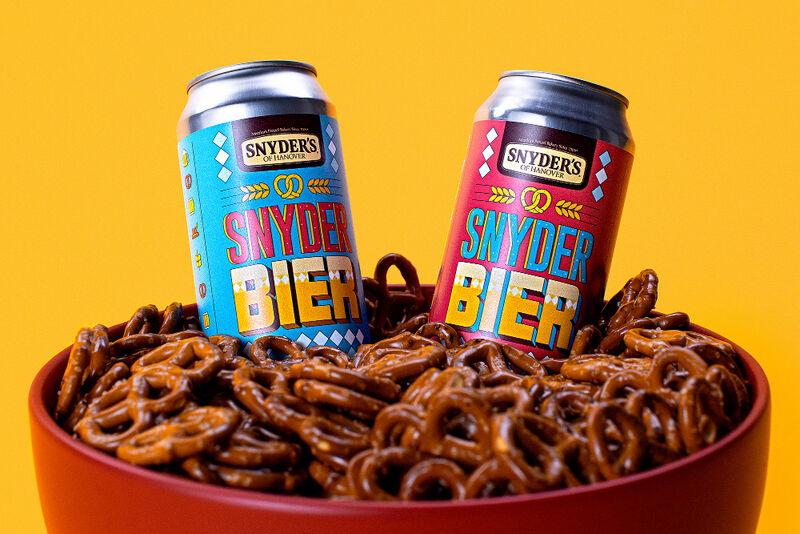 Brewed Pretzel Beers