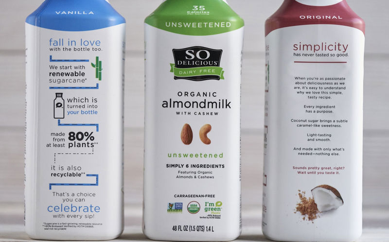 Plant-Based Beverage Packaging