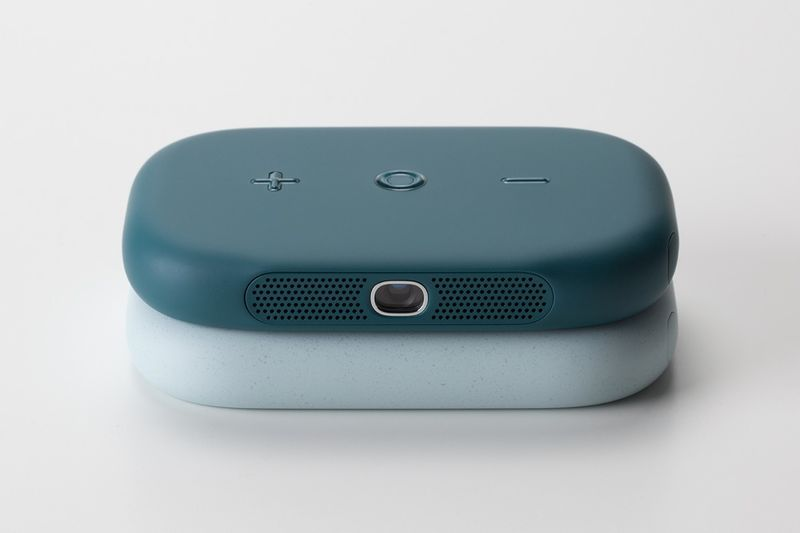 Soap-Inspired Projectors