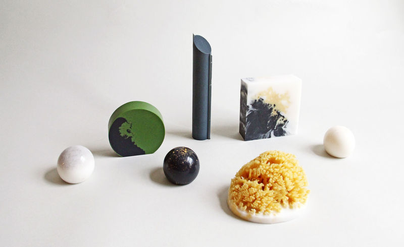 Elemental Architectural Soaps