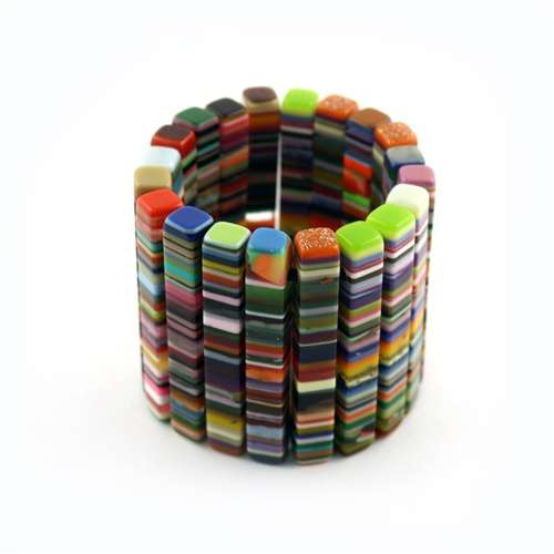 Enticing Candy-Like Bracelets