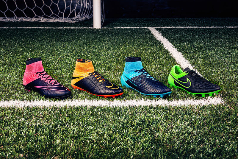 Expressive Soccer Boots