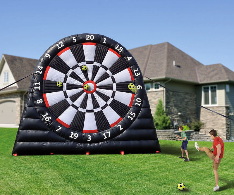 Gigantic Backyard Soccer Games