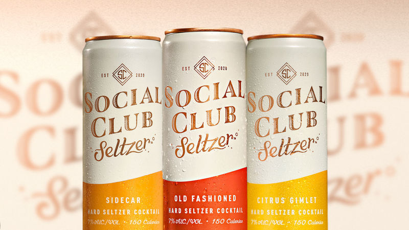 Cocktail-Inspired Seltzers