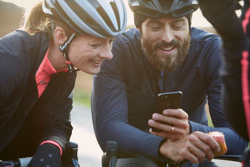 Community-Driven Cyclist Apps
