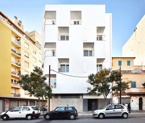 Crisp Social Housing Complexes