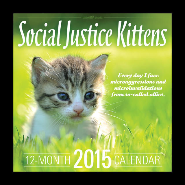 Outrageous Cat Calendars