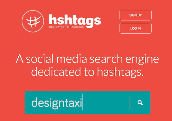 Hashtag-Based Search Engines