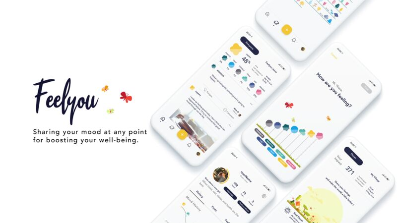 Mood-Tracking Journal Apps