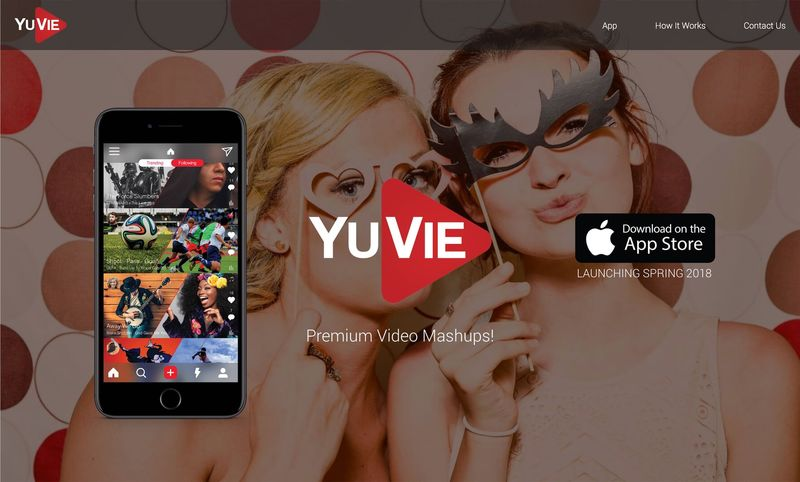 Social Video Mashup Apps