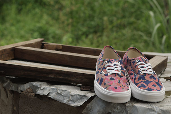 Batik Skater Sneakers