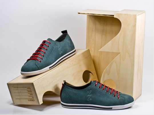 Whittled Shoe Boxes