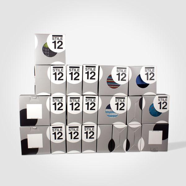 Mosaic Sock Boxes