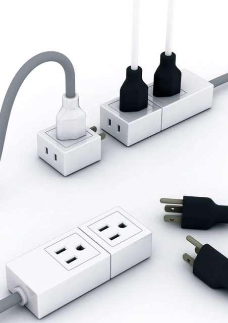 Reconfigurable Power Strips