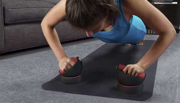 Wrist-Saving Exercise Equipment