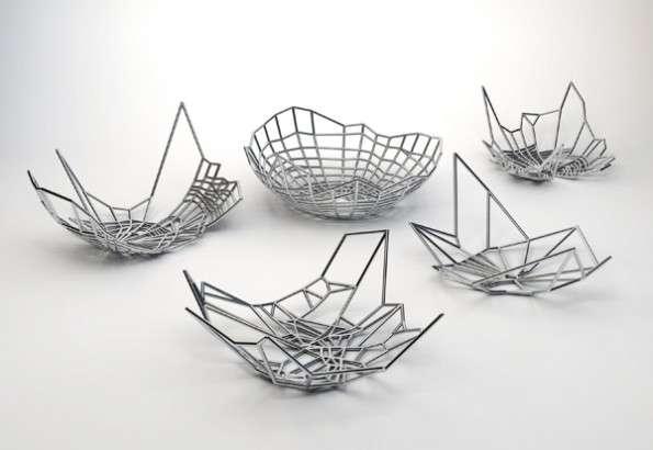 Spiderweb Bowls