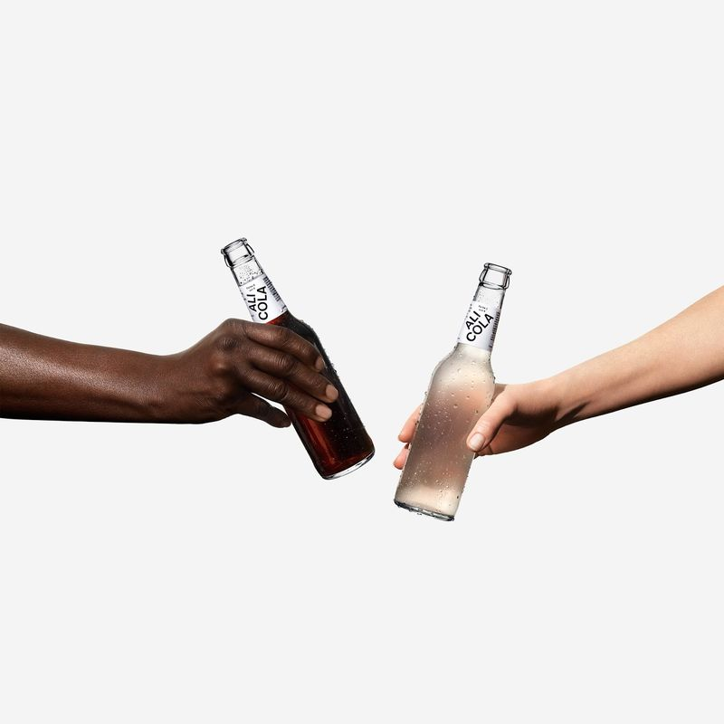 Skin Tone-Colored Sodas