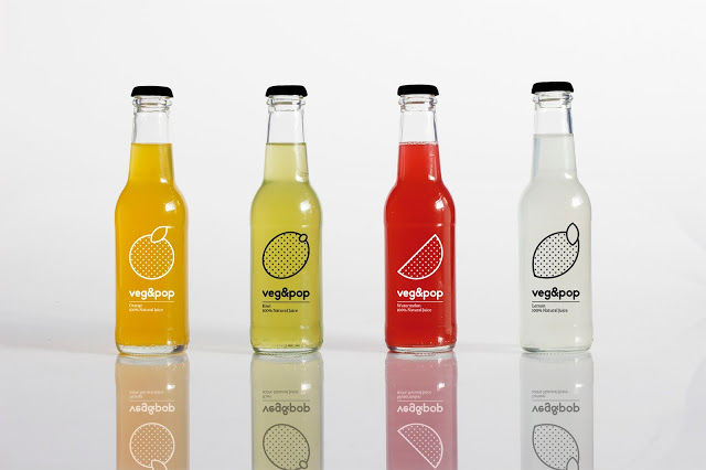 Vegan Soda Concepts