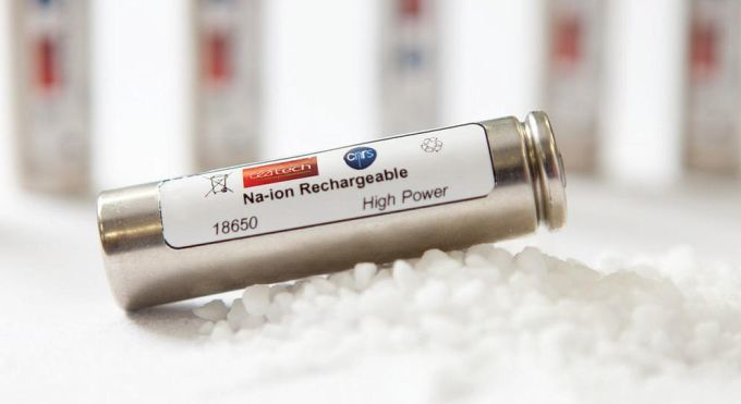 Salt-Based Batteries