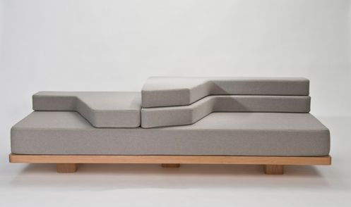 Topographic Sofa Designs