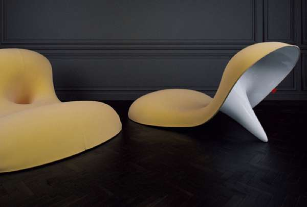 Anomalous Stiletto Loungers