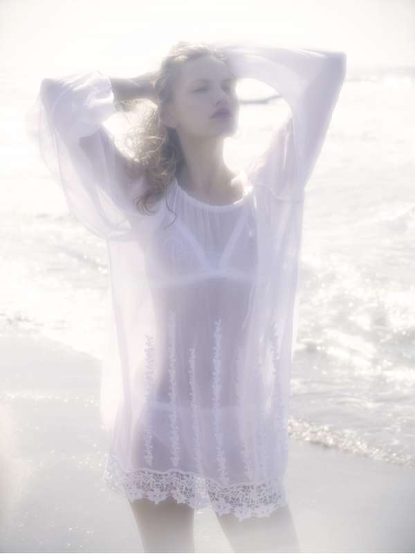 Ethereal Beach Editorials