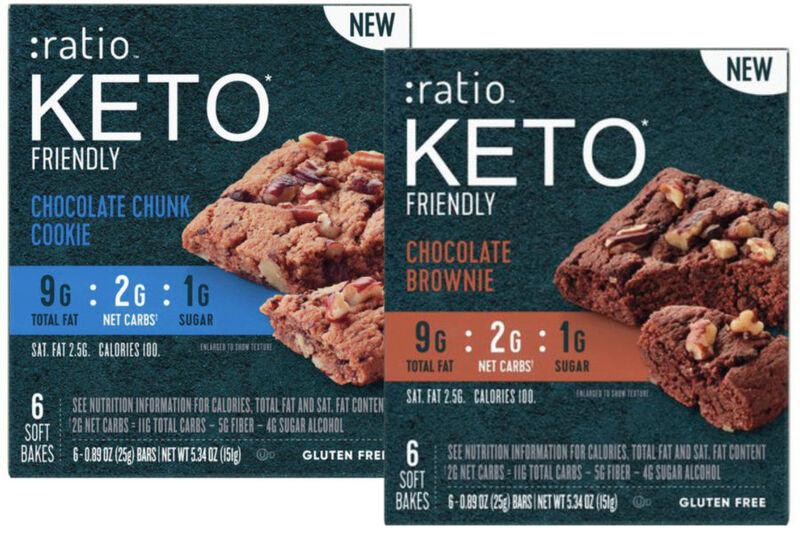 Keto-Friendly Treat Bars