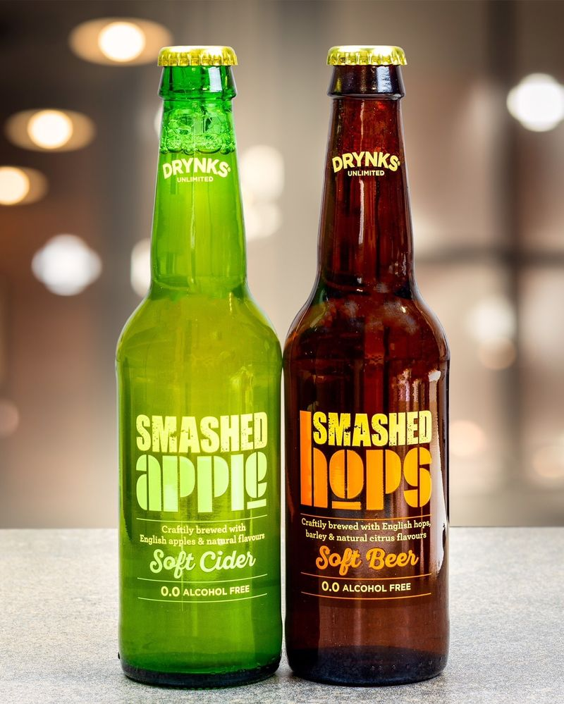 Dealcoholized Apple Ciders