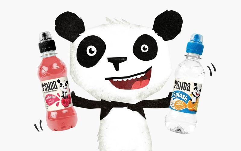 Animalistic Beverage Branding
