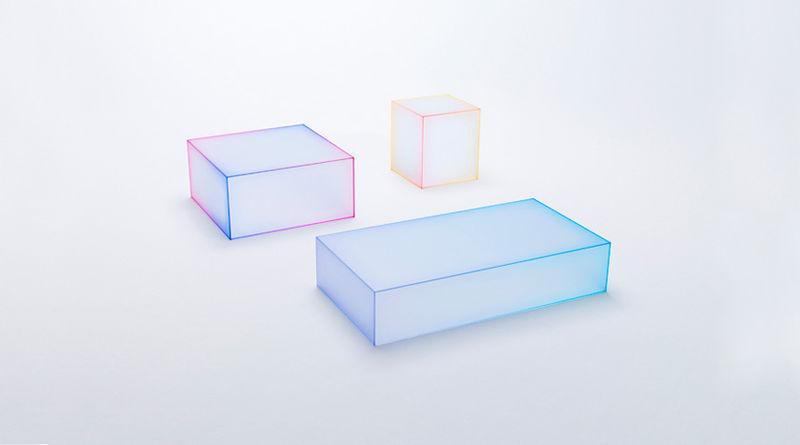 Minimalist Light Box Furniture