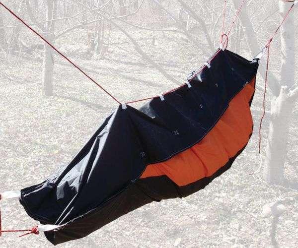 Hammocklike Tents