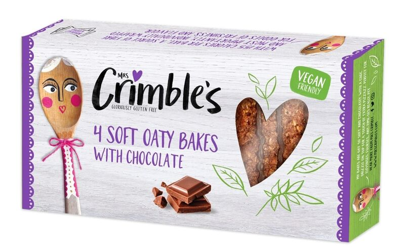 Free-From Oat Chocolate Cookies