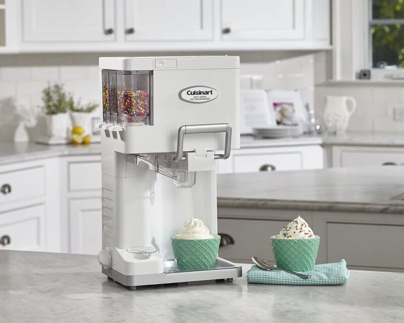 At-Home Ice Cream Makers
