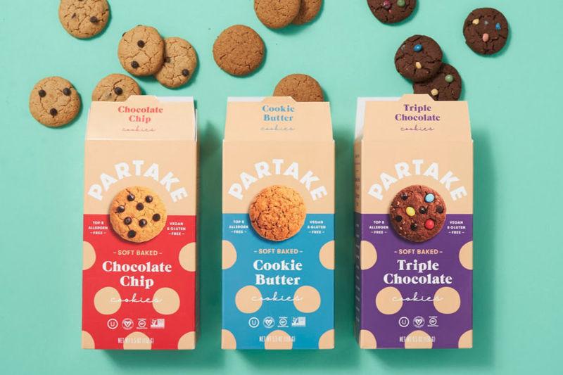 Low-Sugar Soft-Baked Cookies