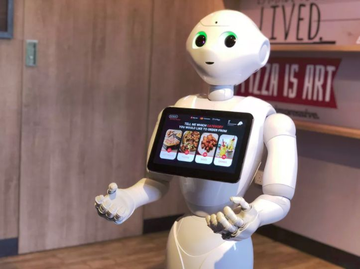 Fast Food-Serving Robots