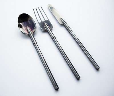 Eating Utensils for Gardeners