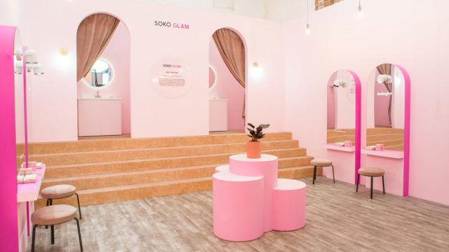 Experiential K-Beauty Pop-Ups