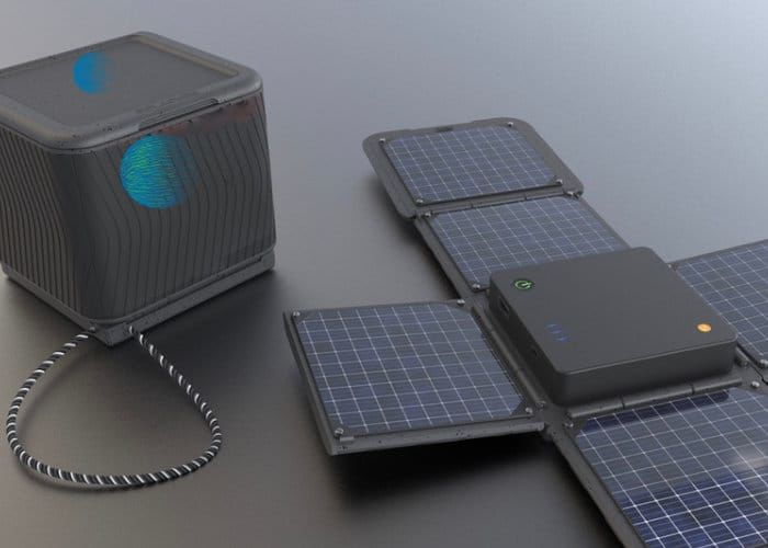 Eco-Conscious Device Chargers