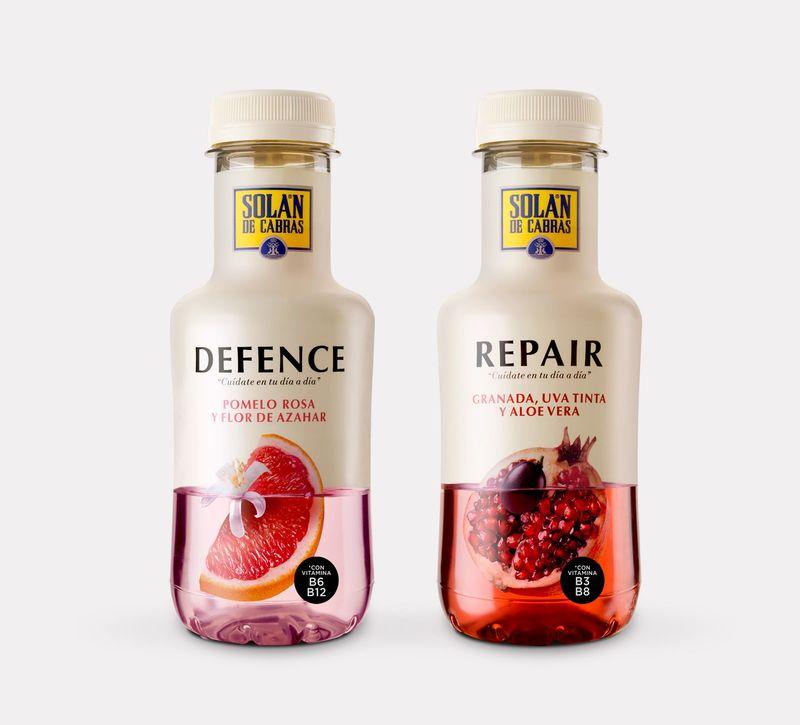 Functional Fruit Water