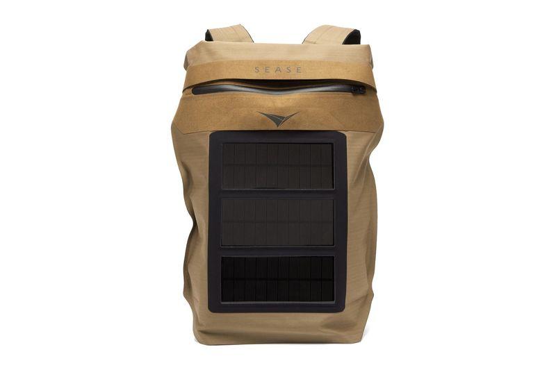 Durable Simple Solar Backpacks