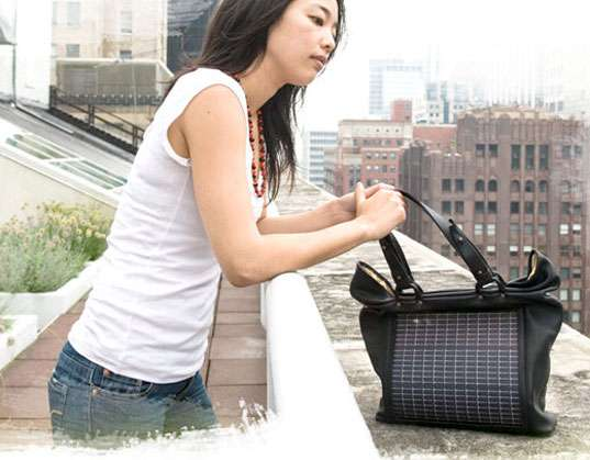 Chic Solar Bags