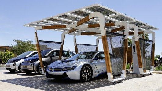 Ingenious Solar Carports