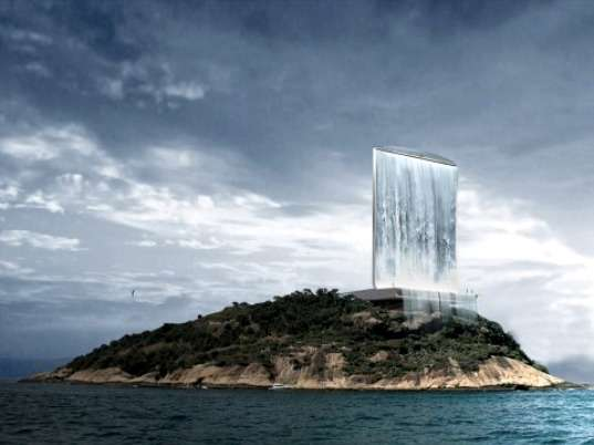 Stunning Waterfall Structures