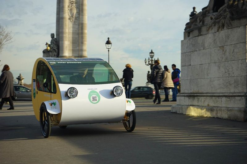Multi-Power Eco Vehicles