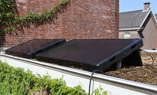 Easy-to-Use Solar Power Systems