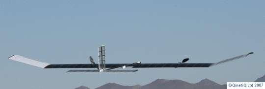 Solar Powered Planes